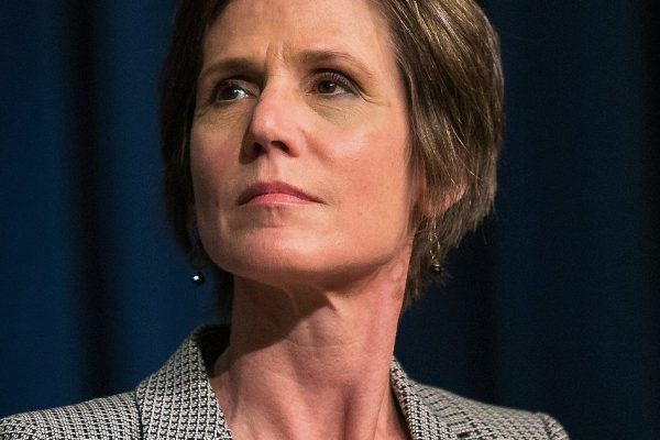 Sally Yates to testify before Senate on Michael Flynn and Russia.