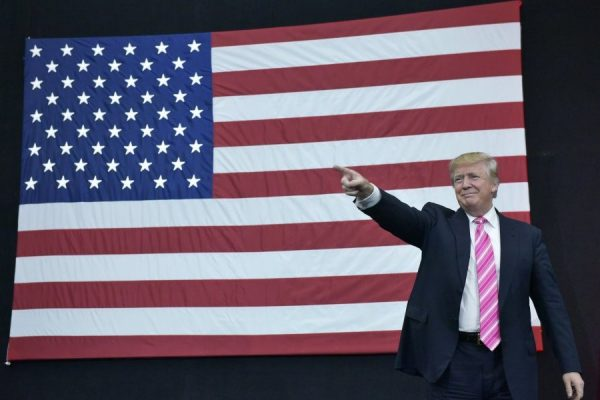 Donald Trump Warns of Direct Conflict with North Korea