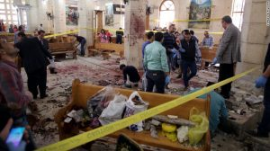 Christian Churches in Egypt target of deadly ISIS attack on Palm Sunday.