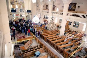 Christian Churches in Egypt target of ISIS attack on Palm Sunday