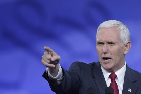 Mike Pence Creates Super PAC