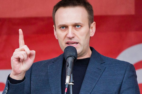 Alexei Navalny Barred from Russian election.