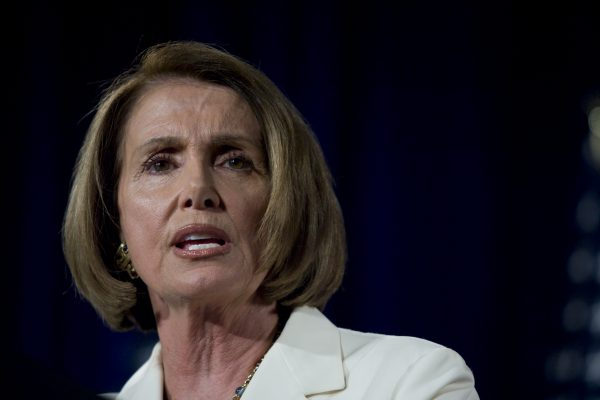 Nancy Pelosi Says She Won't Step Down As House Minority Leader