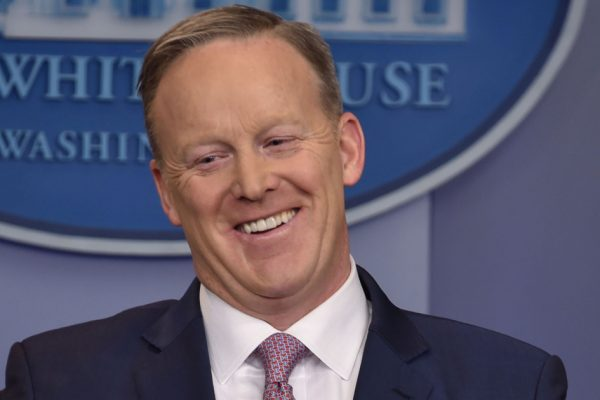Sean Spicer to move into new White House position.