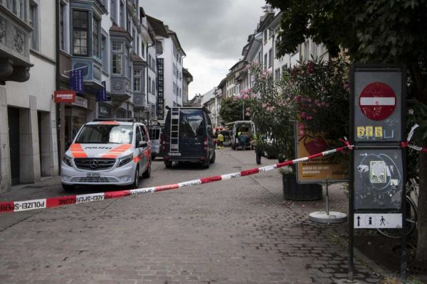 Manhunt Underway in Swiss Chainsaw Attack