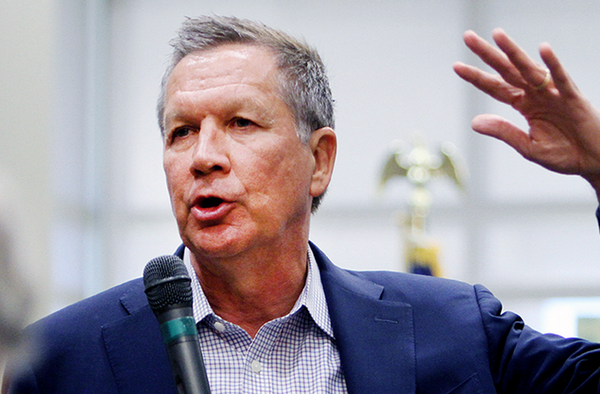 John Kasich Rebukes Repeal then Replace