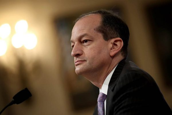 alex acosta resigns as labor secretary