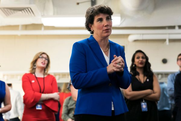 amy mcgrath raises $2.5 million in 24 hours